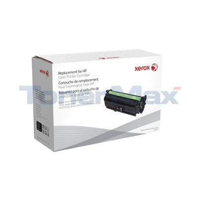XEROX HP CLJ CP3525N TONER CTG BLACK 10.5K CE250X